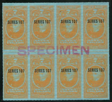 Eric Jackson Revenue Stamps